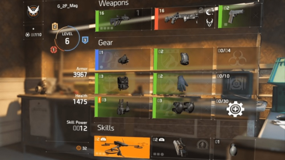 Division 2: How to Increase Skill Power & Why it's Important