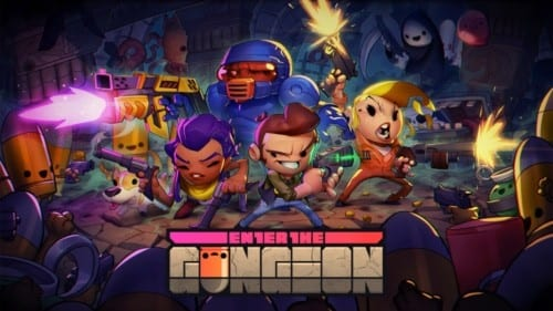 enter the gungeon, couch co-op