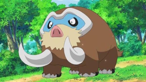 Pokemon GO: What the Best Mamoswine Moveset Is