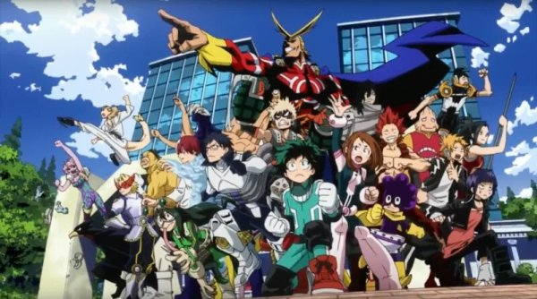anime, original, story, one piece world seeker, my hero academia