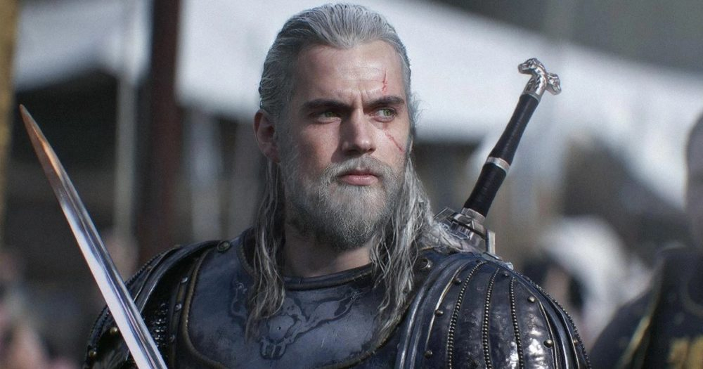 witcher nexflix adaptation