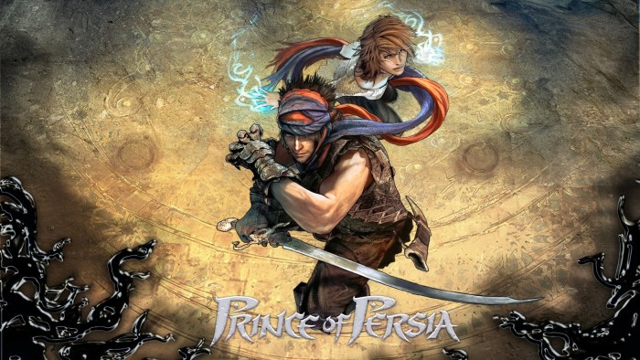 Prince of Persia, Video Game Series Reboots