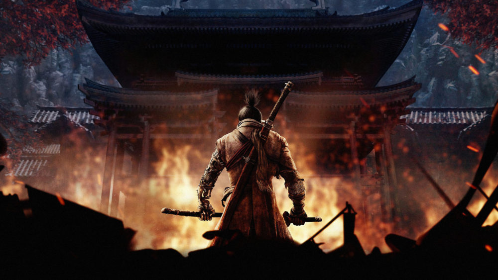 Sekiro Shadows Die Twice 4K HDR Wallpapers Desktop Background 5
