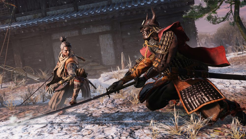 Sekiro Shadows Die Twice 4K HDR Wallpapers Desktop Background 7