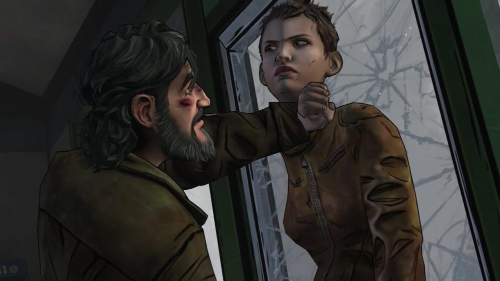 Unforgettable moments, Telltale's The Walking Dead