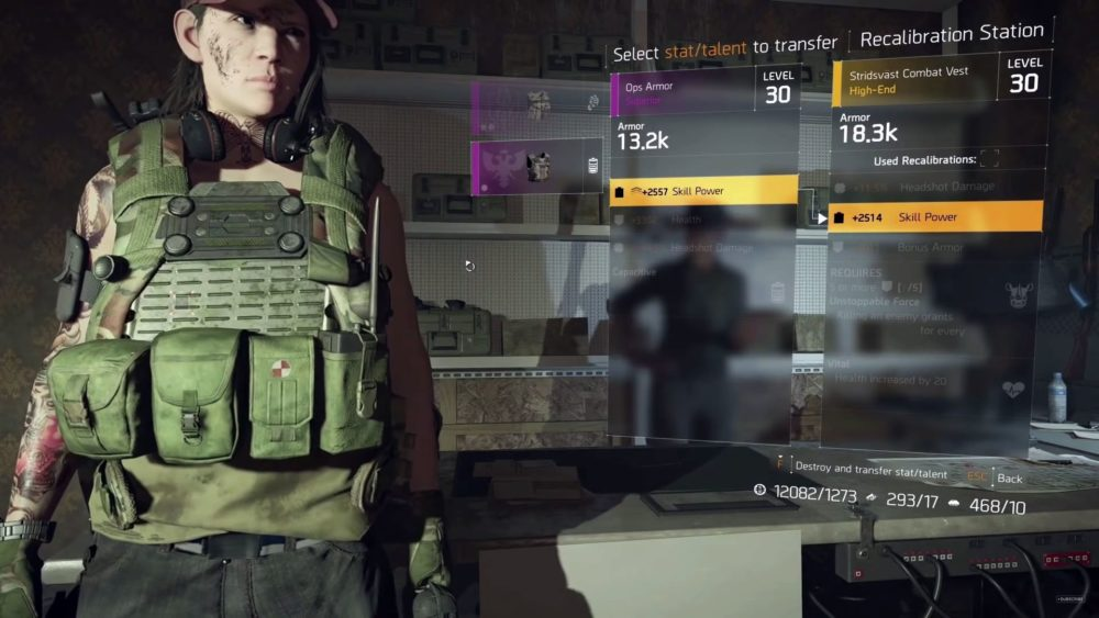 things to do after beating division 2, division 2 end game, post game