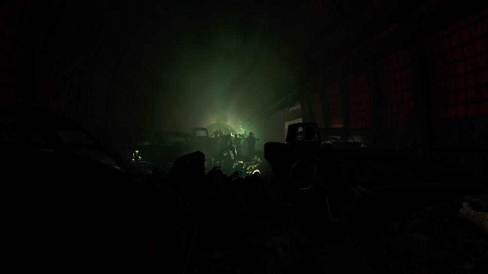 Death Tunnel Fallout 4