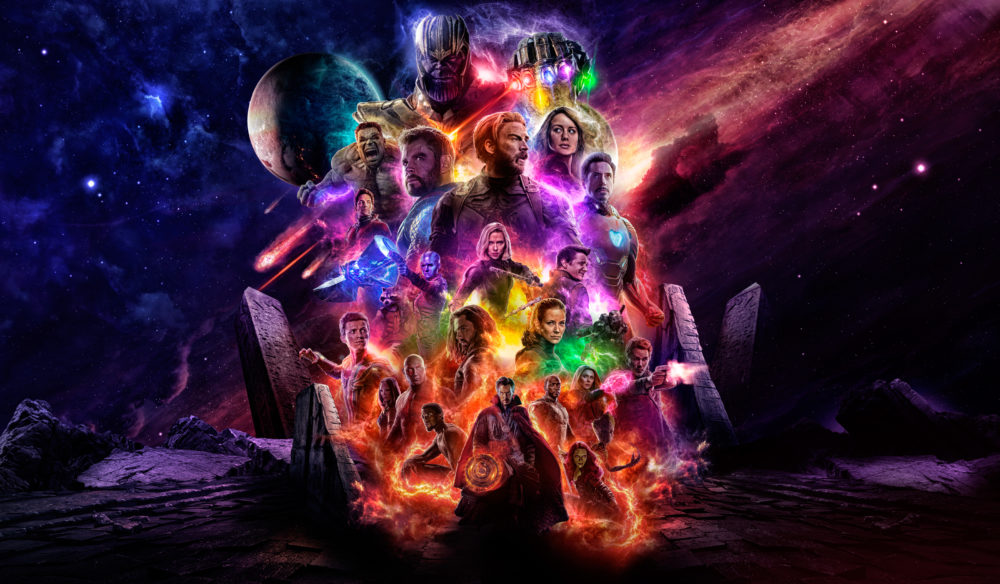 10 4K HDR Avengers Endgame Wallpapers You Need to Make Your Desktop Background 7