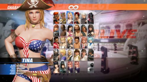 Dead or Alive 6 Pirate DLC (19)