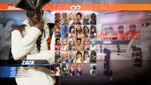 Dead or Alive 6 Pirate DLC (21)