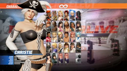 Dead or Alive 6 Pirate DLC (23)