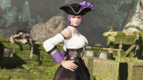 Dead or Alive 6 Pirate DLC (26)