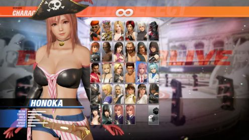 Dead or Alive 6 Pirate DLC (7)