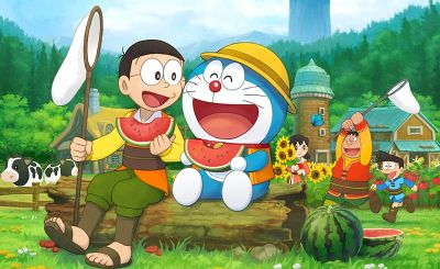 Doraemon Story of Seasons Announced for the West for Nintendo Switch and PC