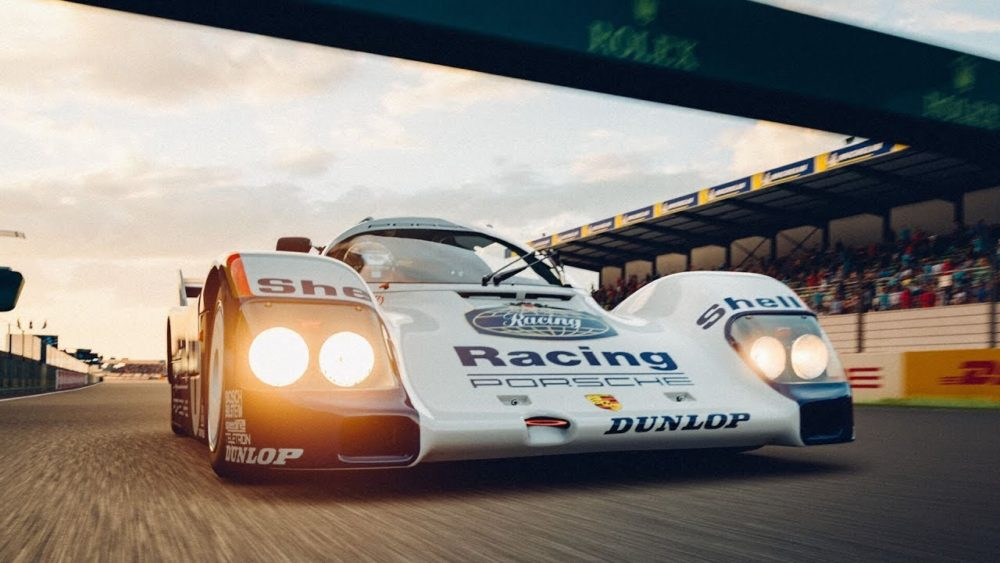 Gran Turismo Sport, haptic feedback, ps5 controller
