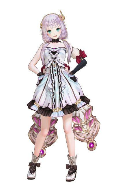 Innocent Fairy Costume - Lulua