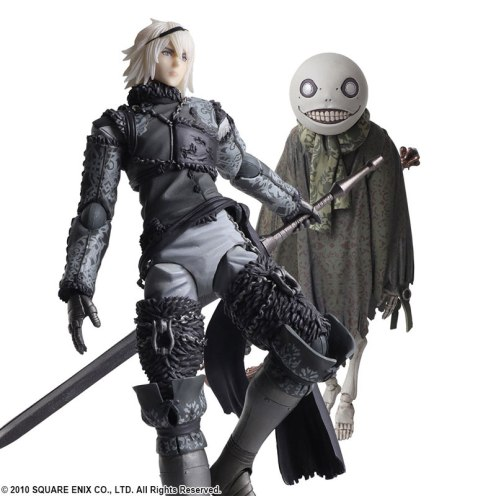 NieR Bring Arts Figure (11)
