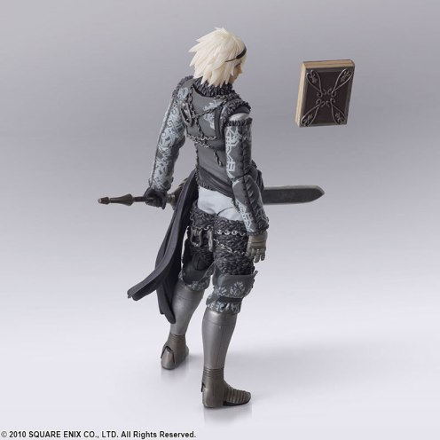 NieR Bring Arts Figure (2)