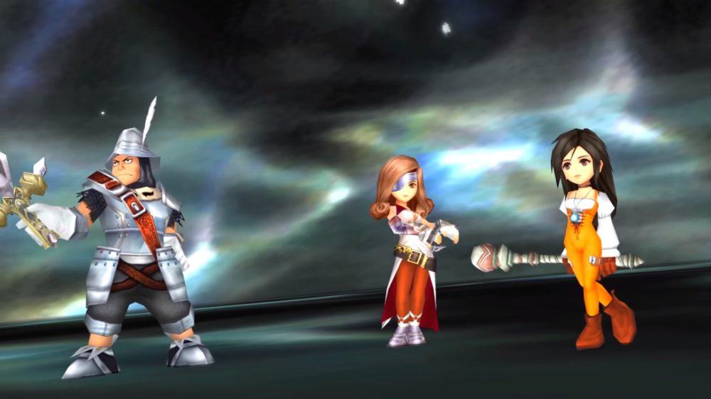 Dissidia Final Fantasy Opera Omnia Beatrix
