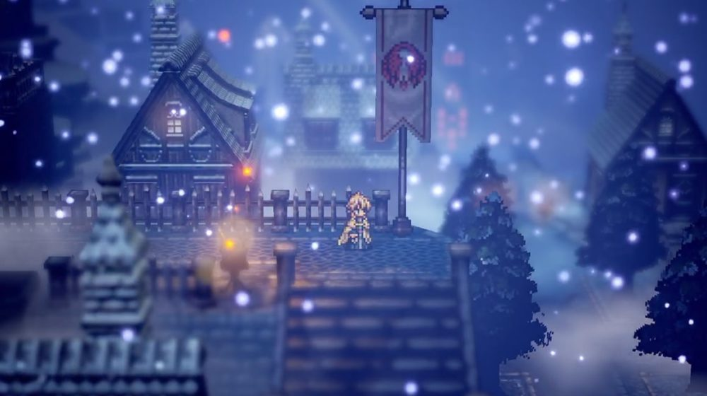 octopath traveler, jrpg's switch