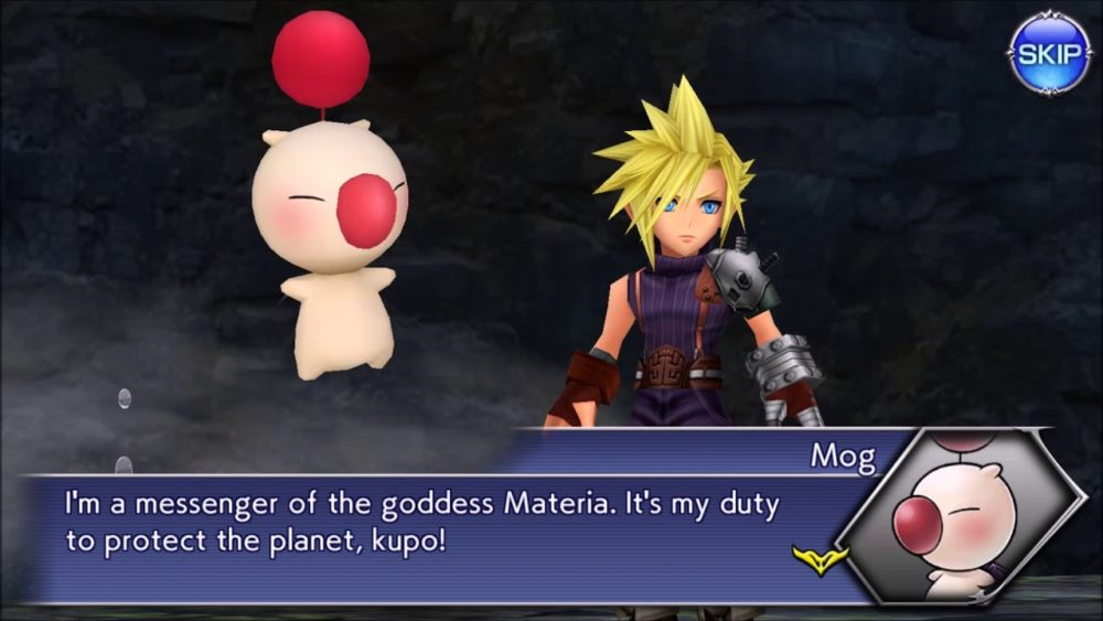 Dissidia Final Fantasy Opera Omnia, Mog