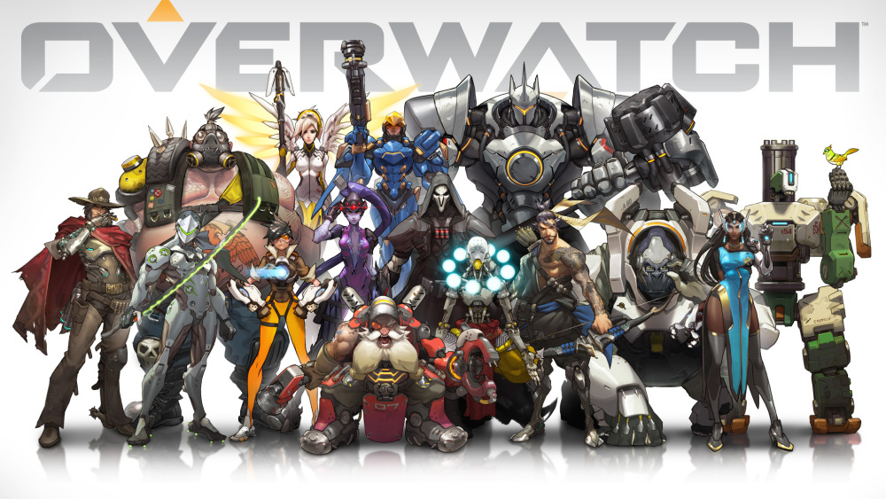 Overwatch, Most Influential Games of the 2010s