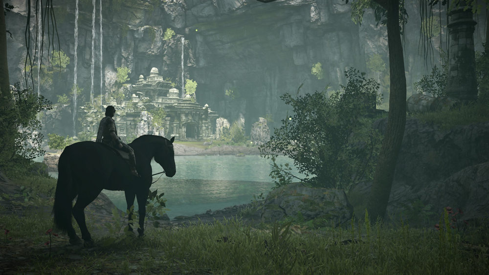 shadow of the colossus, golden week