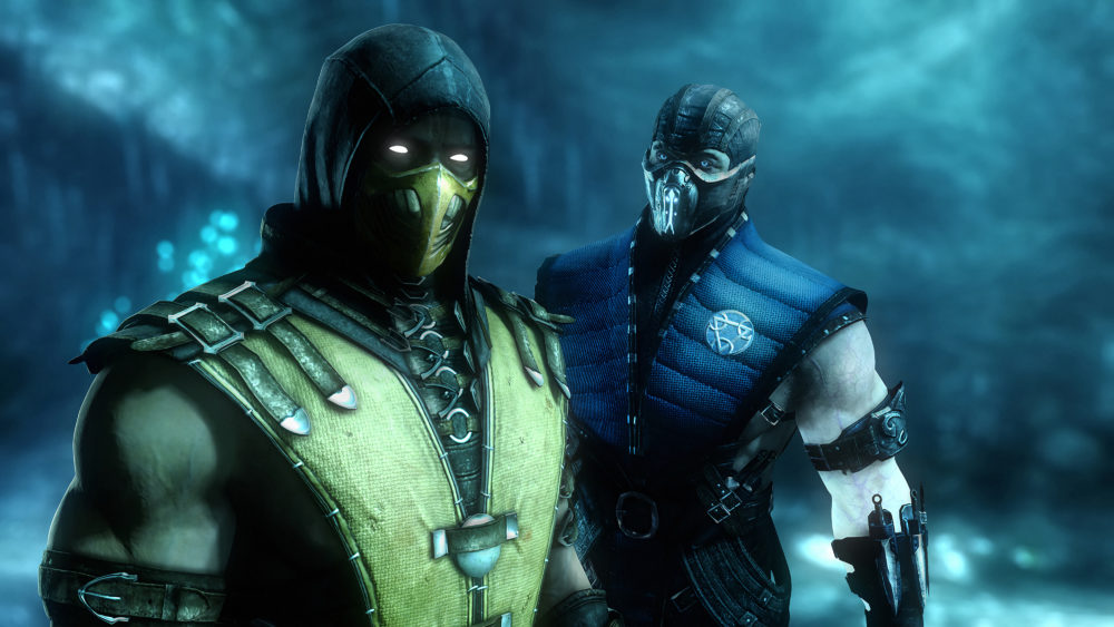 10 4k Mortal Kombat 11 Wallpapers You Need To Make Your Desktop Background