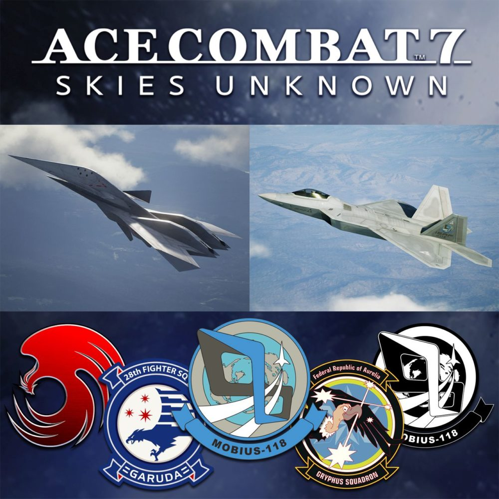 Ace Combat 7 Skies: Unknown DLC 1