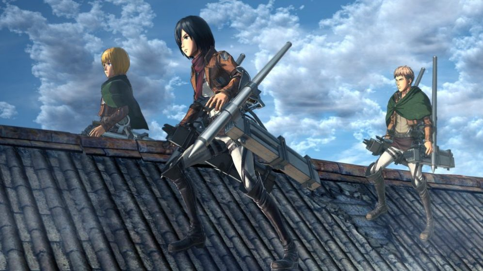 Attack on Titan 2 Final Battle (9)
