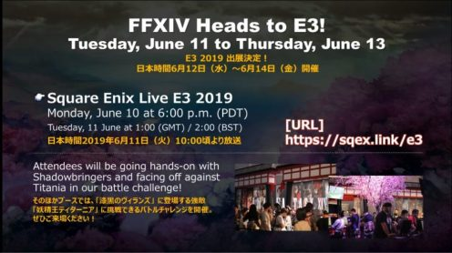 Final Fantasy XIV: Shadowbringers Gets Tons of Info & Videos on Jobs