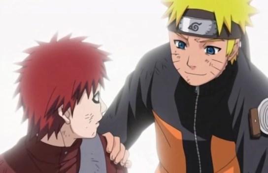Naruto & Gaara (Naruto)