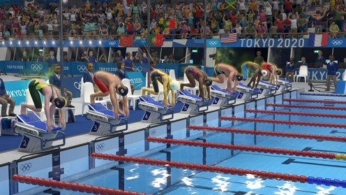 Olympic Games Tokyo 2020 (3)