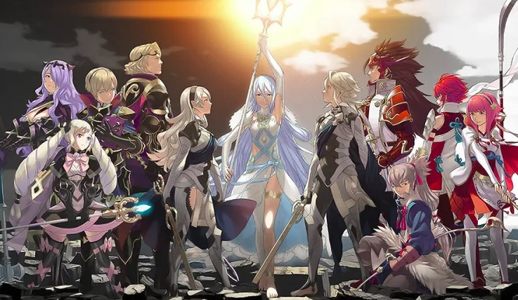 fire emblem fates, games where you can be gay
