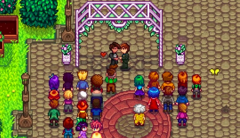 stardew valley, gay marriage,