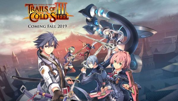 The Legend of Heroes: Trails of Cold Steel III Gets Launch Trailer to Celebrate Long-Awaited Release