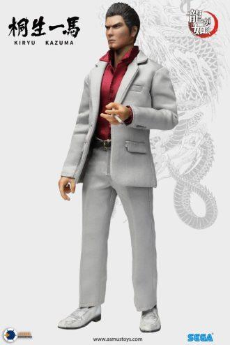 Yakuza Kazuma Kiryu Figure (4)