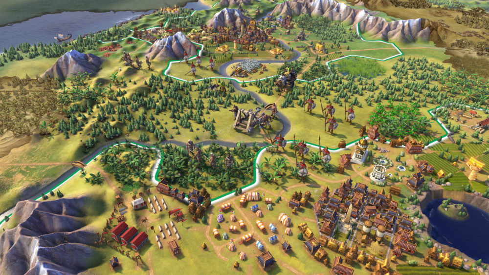 civilization vi strategy