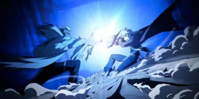 The Elric Brothers & Scar (Full Metal Alchemist: Brotherhood)