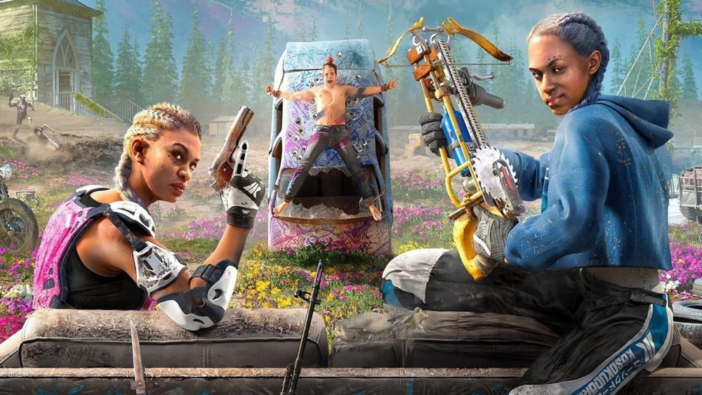 far cry new dawn, ps4 sale, villains takeover