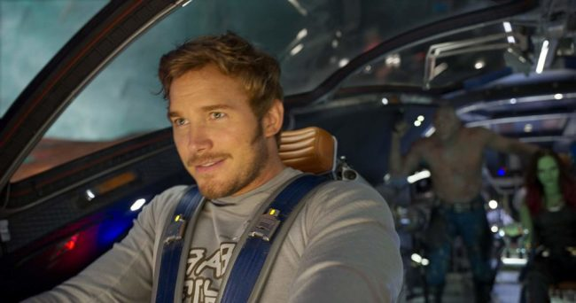 10) Guardians of the Galaxy: Vol. 2