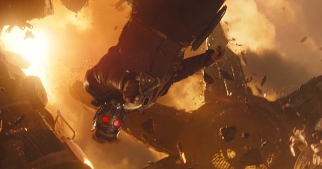 1) Avengers: Infinity War