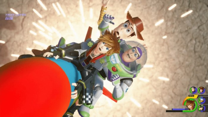 Kingdom Hearts 3, Video Games That Make for Perfect Drinking Games
