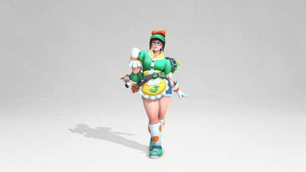 Legendary - Honeydew Mei
