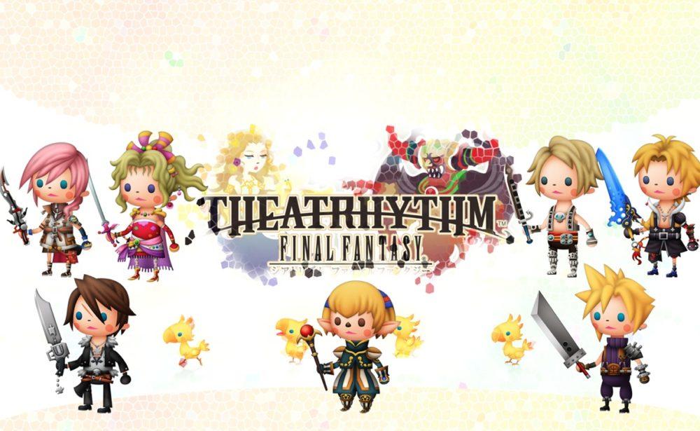 Theatrhythm Final Fantasy, rhythm games