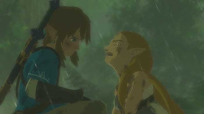 The Legend of Zelda: Breath of the Wild, Video Game Stories That Are Super Depressing