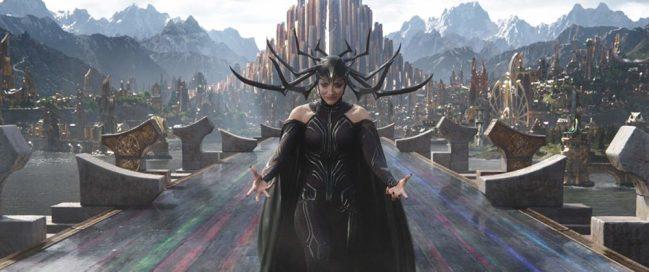 11) Thor: Ragnarok
