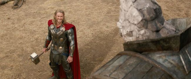 15) Thor: The Dark World