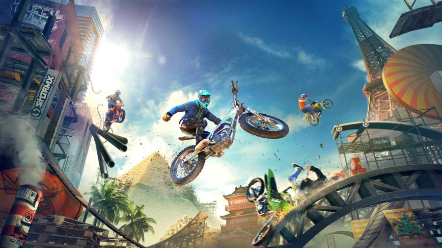 trials rising, best racing games on switch