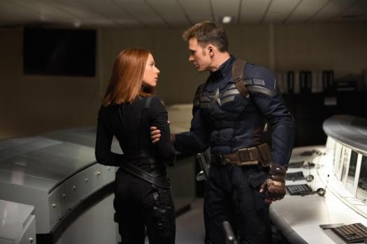 13) Captain America: Winter Soldier